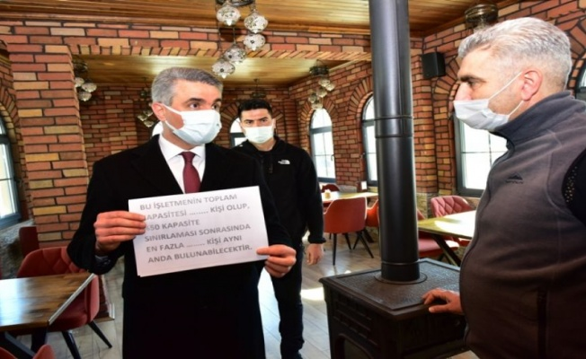 "Malatya Valisi uyardı: ""Son üç günde vakalarda artış var"""
