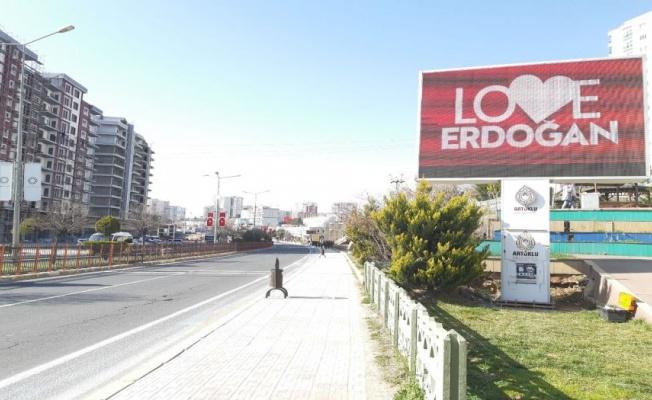Mardin Artuklu'dan Erdoğan'a destek