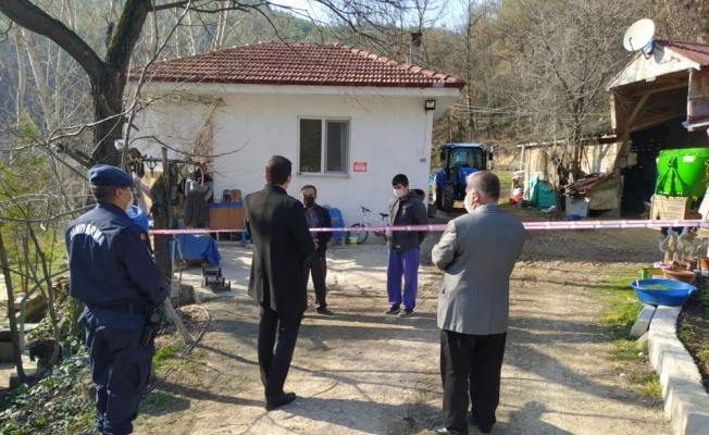 Sakarya'da Kovid-19 nedeniyle 4 ev karantinaya alındı
