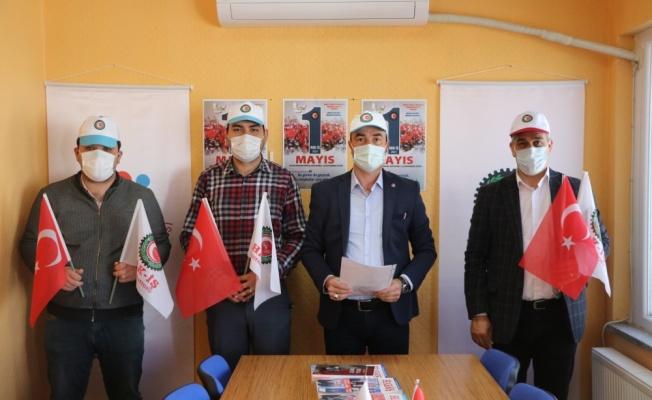 1 Mayıs Emek ve Dayanışma Günü Edirne ve Kırklareli'nde kutlandı