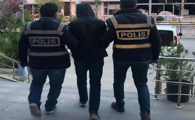 Adıyaman Kahta'daki hırsızlık zanlısı tutuklandı