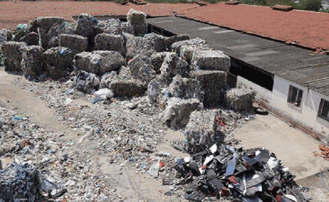 Avrupa'nın plastik atıklarını en çok Türkiye alıyor
