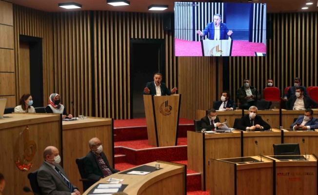 Bağcılar Belediyesi'nin 2020 Yılı Faaliyet Raporu kabul edildi