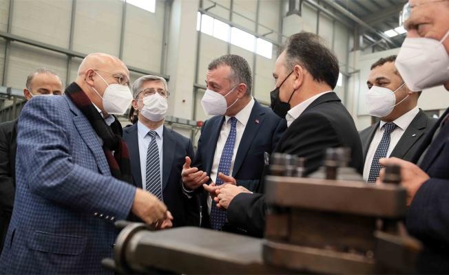 Başkan Büyükakın: Ustam Projesi Türkiye'ye modeldir