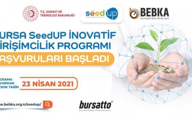 BEBKA'dan SeedUP İnovatif Girişimcilik Programı