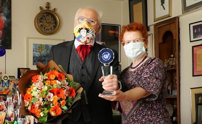 ÇYDD'nin 'Çağdaş Yaşam' ödülü bu yıl Kongar'ın
