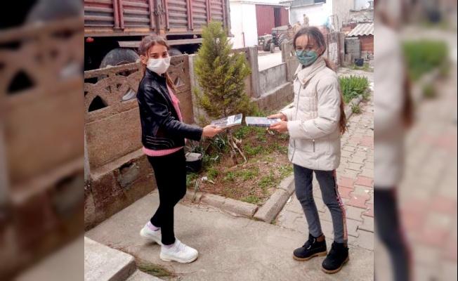 Ezine'de öğrenciler