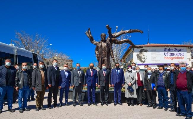 Malatya'da 75 acil toplanma alanı belirlendi