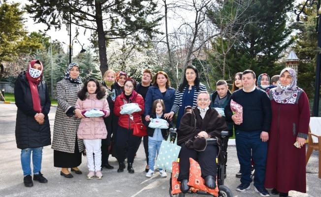 Malatya'da Hafize Gürkan'a 'özel' ziyaret