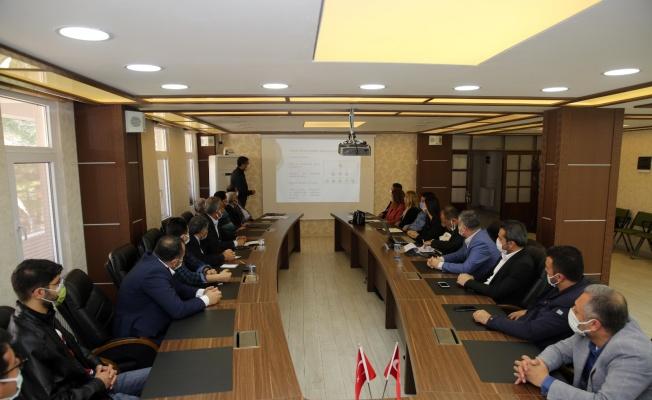 Mardin Büyükşehir'de 'iç kontrol sistem' eğitimi