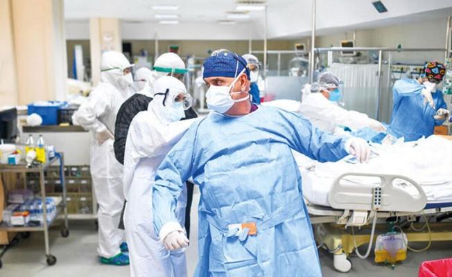 Murat Kekilli'ye sağlıkçılardan tepki!