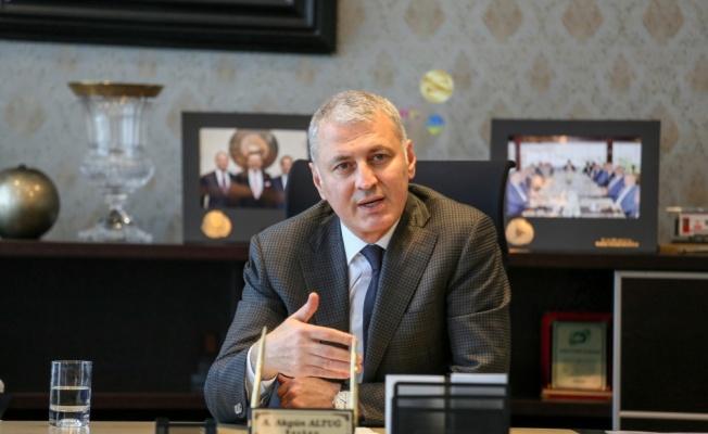 SATSO Başkanı Altuğ'da ham madde sıkıntısı açıklaması: