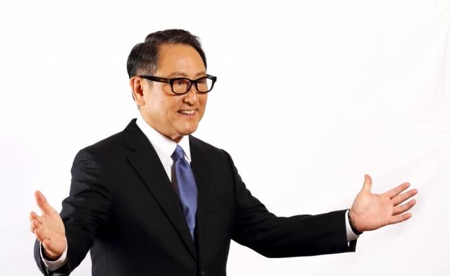 Toyota Başkanı Akio Toyoda