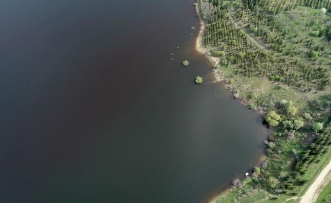 Trakya'daki barajların su seviyesi geçen yıla göre yüzde 16 arttı