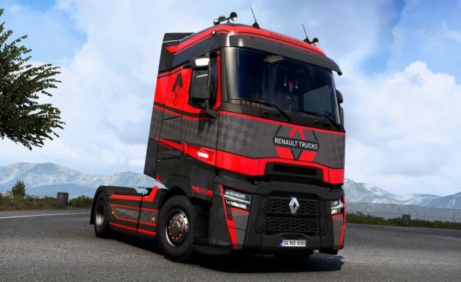 Türkiye, Renault Trucks'ın tasarım yarışmasında ilk 5 finalist arasında