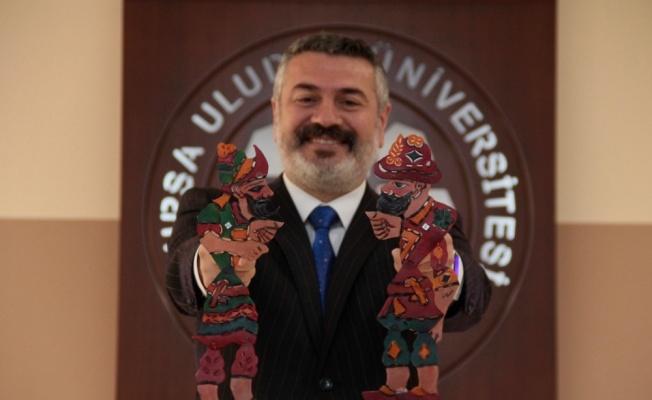 Uludağ Üniversitesi, gölge oyunu Karagöz'ü dünya markası haline getirmeyi hedefliyor