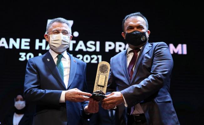 Wikilala'ya devletin üst kademesinden 'yenilikçi girişim' ödülü