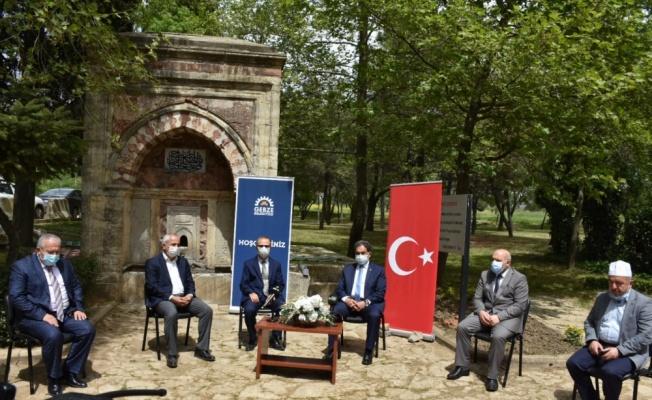 Fatih Sultan Mehmet, son otağını kurduğu Hünkar Çayırı'nda anıldı
