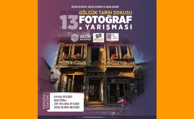 'Gölcük Tarihi Dokusu' konulu fotoğraf yarışmasına başvurular sürüyor