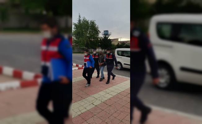 Kırklareli'nde sosyal medyadan terör propagandasına gözaltı