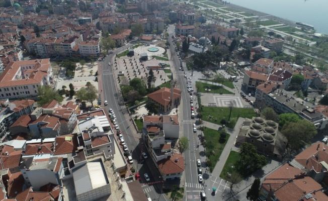 Trakya'da Kovid-19 vaka sayılarının düşmesi vatandaşları sevindirdi