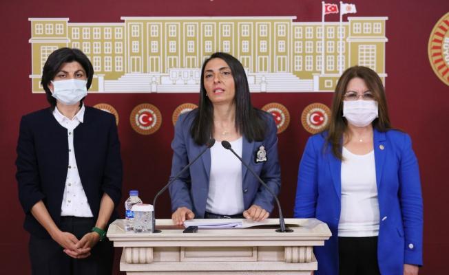 CHP'li kadın milletvekillerinden 'İstanbul Sözleşmesi' çağrısı