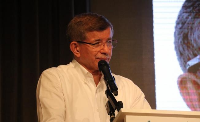 Gelecek Partisi Genel Başkanı Ahmet Davutoğlu, Yalova'da konuştu: