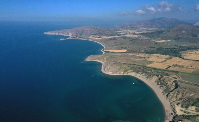 Gökçeada'nın güney sahilinin bir bölümünde müsilaj gözlemlendi