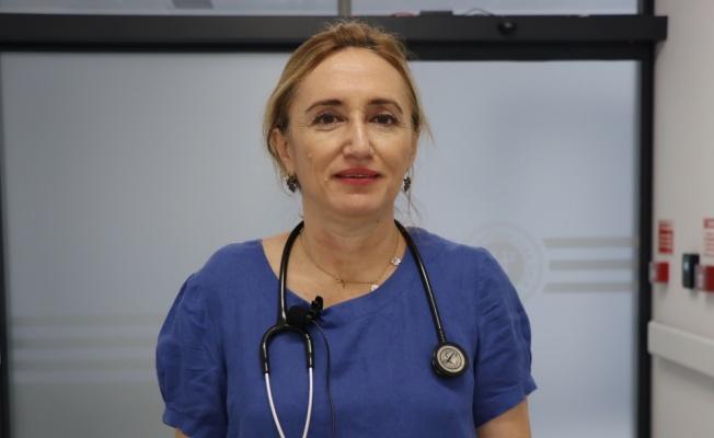 Kocaeli Üniversitesi Öğretim Üyesi Prof. Dr. Sıla Akhan, aşılama çalışmalarını değerlendirdi: