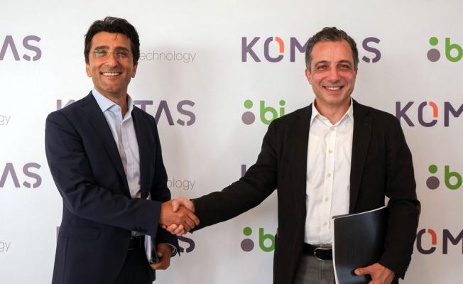 Komtaş ve BI Technology güçlerini birleştirdi