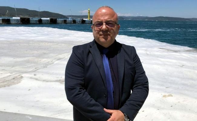 Marmara Denizi'nin müsilajdan kurtarılması için