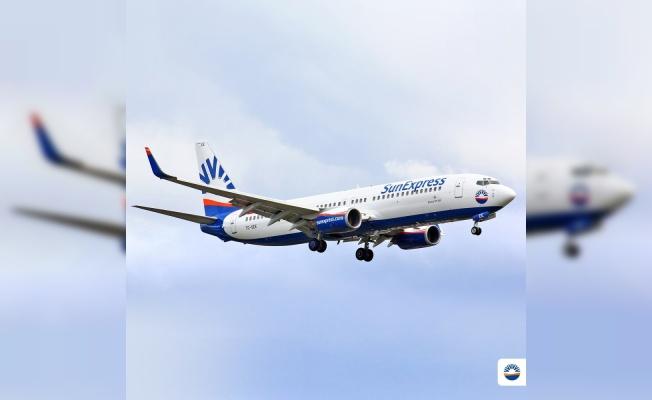 SunExpress ile Antalya-Lübliyana uçuşları başlıyor