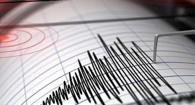 Aydın'da deprem!