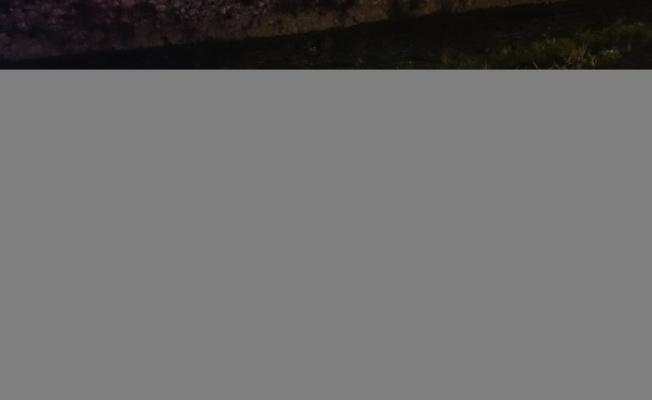 Bursa'da bir araçla çarpıştıktan sonra su kanalına düşen otomobildeki 5 kişi yaralandı