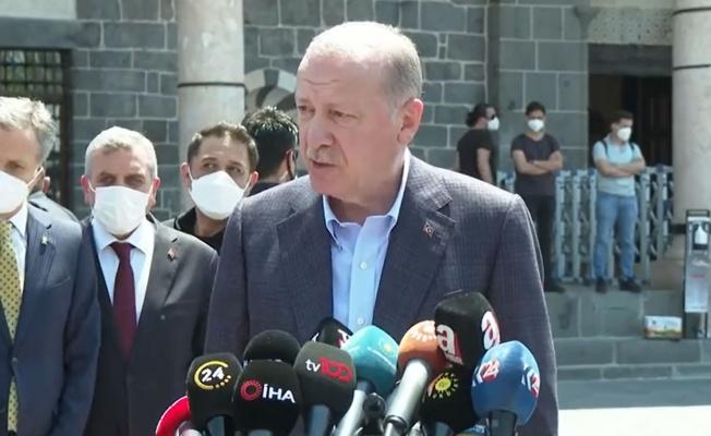 Cumhurbaşkanı Erdoğan'dan KKTC'ye müjde