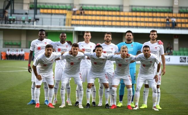 Demir Grup Sivasspor'da 6 yolcu