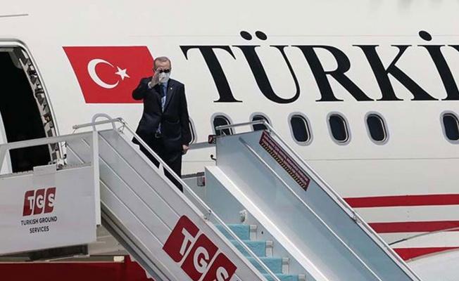 Erdoğan bugün KKTC'ye gidiyor