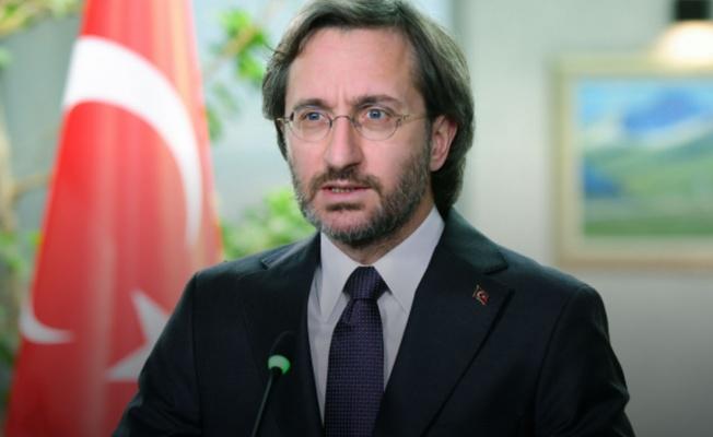 Fahrettin Altun'dan 'Kıbrıs' yorumu