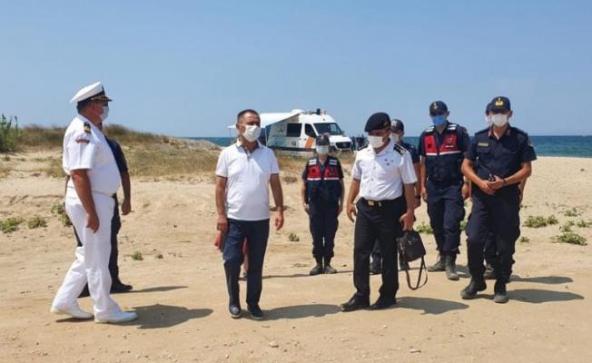 GÜNCELLEME - Bozcaada'da denizde kaybolan kişinin cansız bedenine ulaşıldı