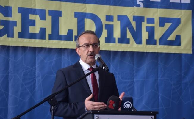 Kocaeli Valisi Seddar Yavuz, vatandaşlara Kovid-19 aşısı olma çağrısında bulundu:
