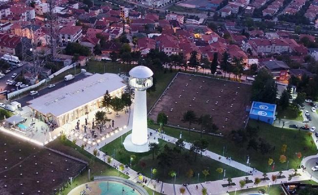 Sakarya Büyükşehir tesisleri tatilcileri bekliyor