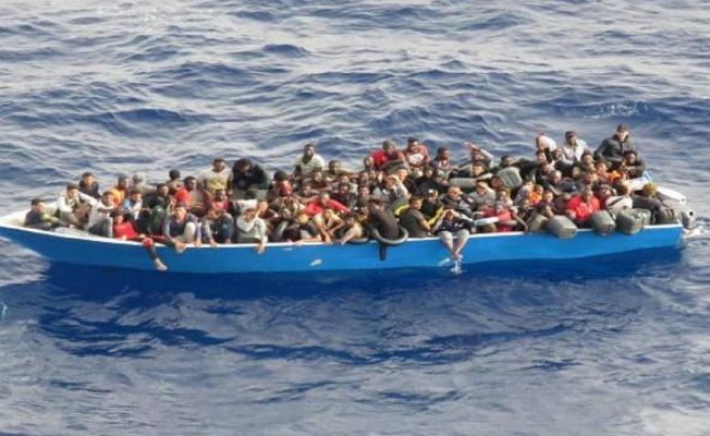 TGC Gediz göçmenleri kurtardı