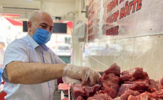 Trakya'da kasaplarda et işleme mesaisi başladı