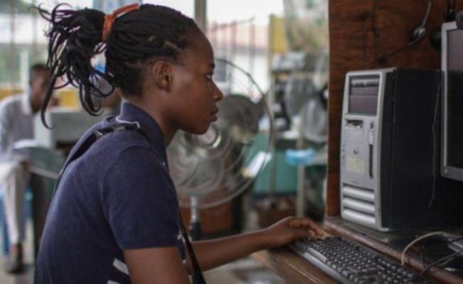 Afrika'da 'hızlı internet' heyecanı