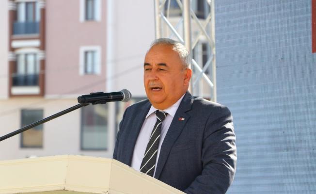 AK Parti Genel Başkanvekili Binali Yıldırım'ın eşi Semiha Yıldırım Tekirdağ'da anaokulu açılışı yaptı