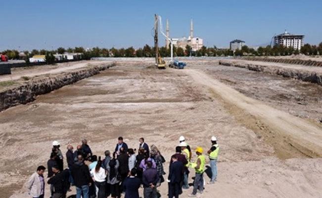 Aksaray'ın çehresini değiştirecek yatırımlar