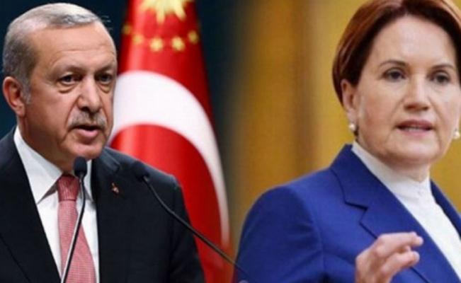 Akşener'den Erdoğan'a 'ekonomist'li gönderme