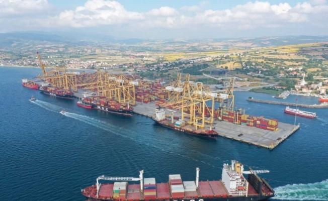 Asyaport 1 milyon 800 bin TEU konteyner hareketine ulaşmayı hedefliyor