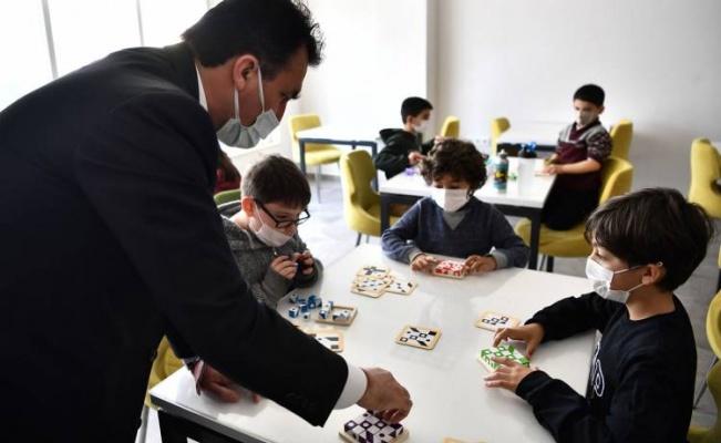 Bursa'da Osmangazi Belediyesi geleceği şansa bırakmadı