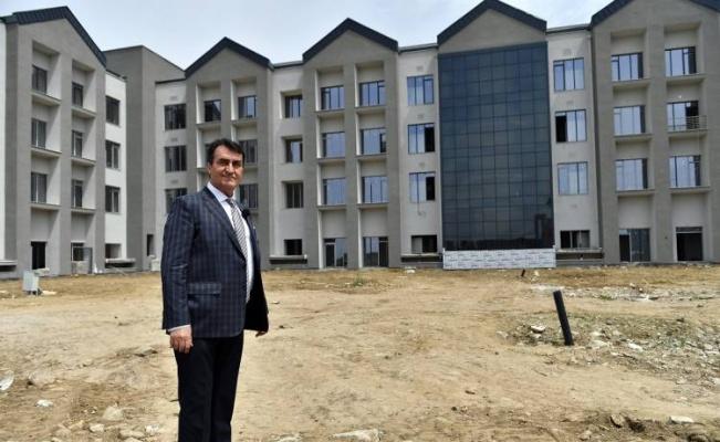 Bursa'nın prestijli projeleri Osmangazi'den